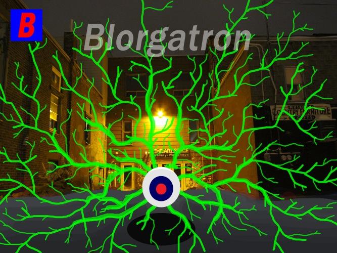 Blorgatron