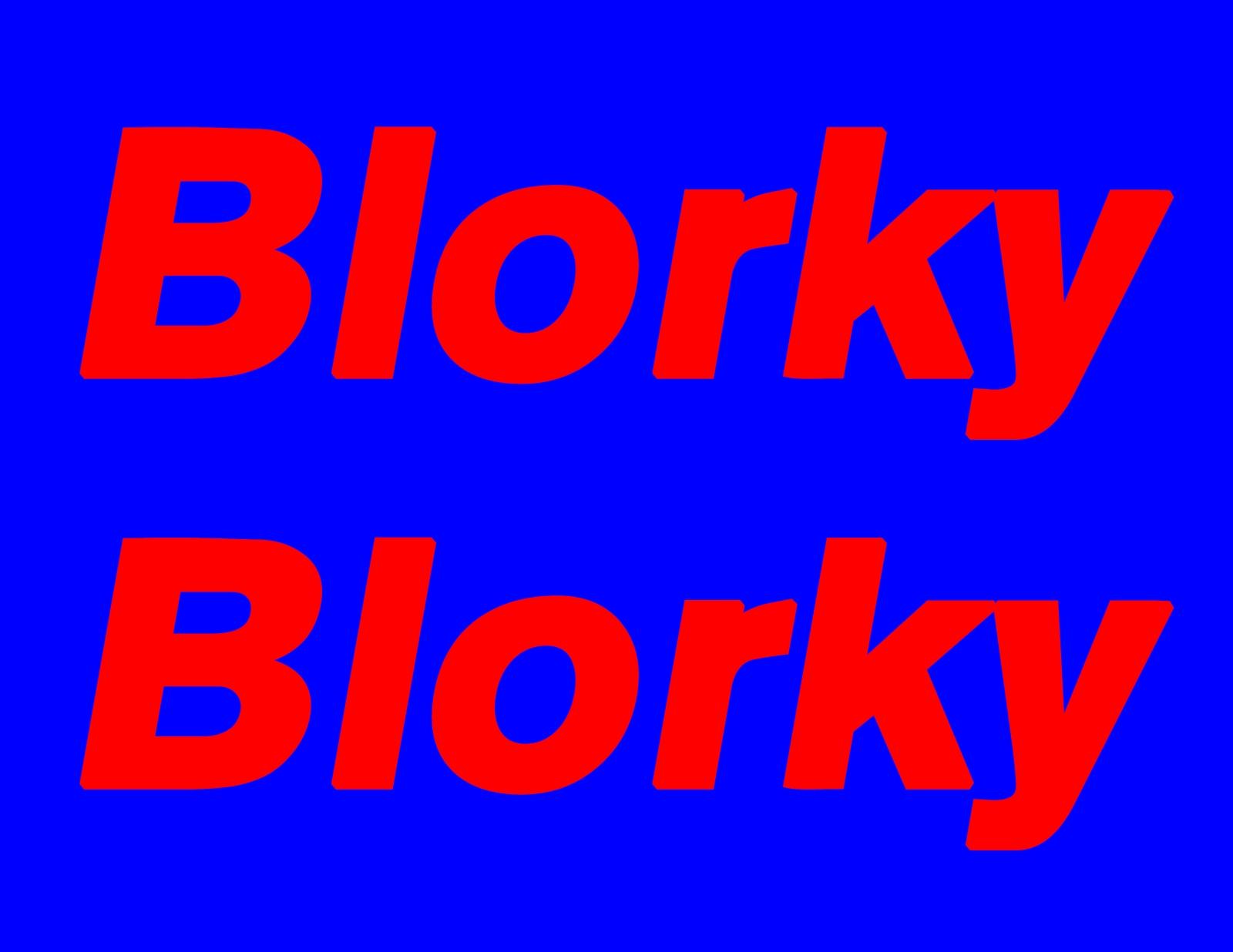 01-01 - Blorky Blorky - (2014,04,09)